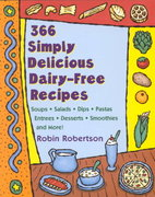 366 Simply Delicious Dairy-Free Recipes 0 9780452276239 0452276233