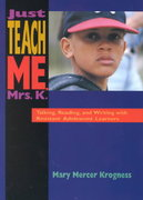 Just Teach Me, Mrs. K. 1st Edition 9780435088156 0435088157