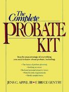 The Complete Probate Kit 1st edition 9780471534921 0471534927