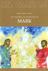The Gospel of Mark 1st Edition 9780814628614 0814628613