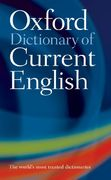 Oxford Dictionary of Current English 4th Edition 9780198614371 0198614373