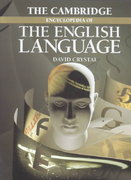 The Cambridge Encyclopedia of the English Language 1st Edition 9780521401791 0521401798