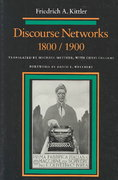 Discourse Networks, 1800/1900 0 9780804720991 0804720991