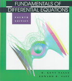 Fundamentals of Differential Equations 4th edition 9780201808759 0201808757