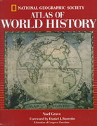 National Geographic Atlas of World History 0 9780792270485 0792270487