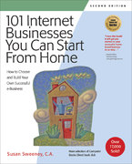 101 Internet Businesses You Can Start from Home 2nd edition 9781931644488 1931644489