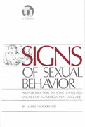 Signs of Sexual Behavior 1st Edition 9780932666024 0932666027