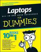 Laptops All-in-One Desk Reference For Dummies 1st edition 9780470140925 0470140925