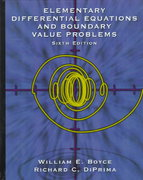 Elementary Differential Equations and Boundary Value Problems 6th edition 9780471089551 0471089559