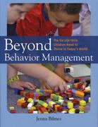 Beyond Behavior Management 1st Edition 9781929610532 192961053X