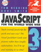 JavaScript for the World Wide Web 3rd edition 9780201354638 0201354632