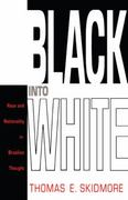 Black into White 1st Edition 9780822313205 0822313200