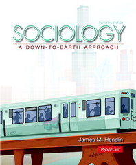 Sociology 12th Edition 9780205991648 0205991645