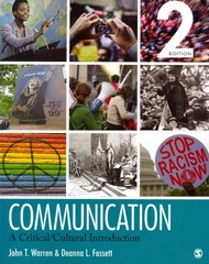 Communication 2nd Edition 9781452217819 1452217815