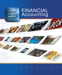 Financial Accounting with Connect Plus 8th Edition 9781259116834 1259116832