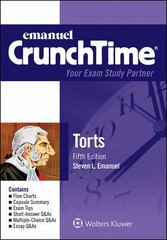Crunchtime 5th Edition 9781454840954 1454840951
