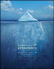 Essentials of Economics 9th Edition 9780078021732 0078021731