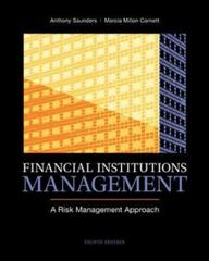 Financial Institutions Management 8th Edition 9780078034800 0078034809