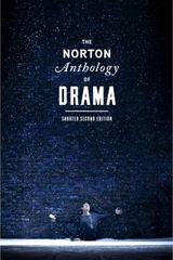 The Norton Anthology of Drama 2nd Edition 9780393923407 0393923401