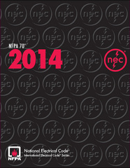 NFPA 70: National Electrical Code (NEC) 2014 1st Edition 9781455906727 1455906727