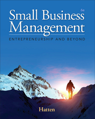 Small Business Management 6th Edition 9781285866383 128586638X