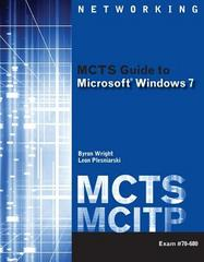 MCSA/MCSE Guide to Microsoft Windows 8, Exam # 70-687 (with CertBlaster Printed Access Card) 1st Edition 9781285868578 1285868579