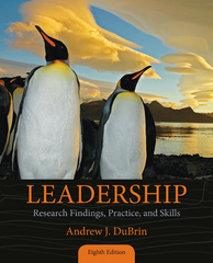 Leadership 8th Edition 9781285866369 1285866363