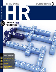 HR3 (with CourseMate, 1 term (6 months) Printed Access Card) 3rd Edition 9781285867571 1285867572
