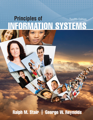 Principles of Information Systems 12th Edition 9781305482210 1305482212