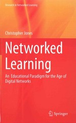 Networked Learning 1st Edition 9783319019345 3319019341
