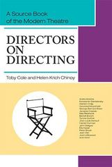 Directors on Directing 1st Edition 9781626549609 1626549605