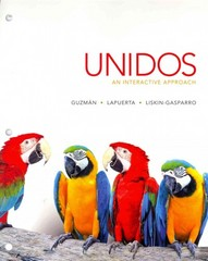 Unidos (includes multi semester access Code) -- Access Card Package 1st Edition 9780205996667 0205996663