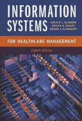 Information Systems for Healthcare Management 8th Edition 9781567935998 1567935990
