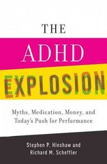 The ADHD Explosion 1st Edition 9780199790555 0199790558