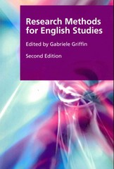Research Methods for English Studies 2nd Edition 9780748683437 0748683437
