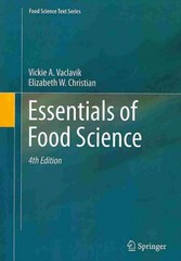 Essentials of Food Science 4th Edition 9781461491378 1461491371