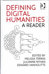 Defining Digital Humanities 1st Edition 9781317153580 1317153588