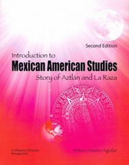 Introduction to Mexican American Studies 2nd Edition 9781465223111 1465223118