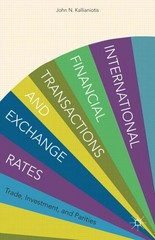 International Financial Transactions and Exchange Rates 1st Edition 9781137358158 1137358157