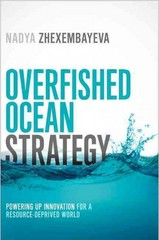Overfished Ocean Strategy 1st Edition 9781609949655 160994965X