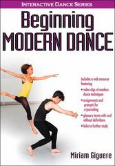 Beginning Modern Dance 1st Edition 9781450405171 1450405177