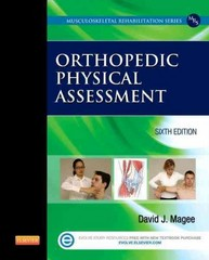 Orthopedic Physical Assessment 6th Edition 9781455709779 1455709778