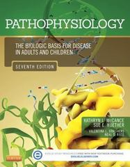 Pathophysiology 7th Edition 9780323088541 0323088546