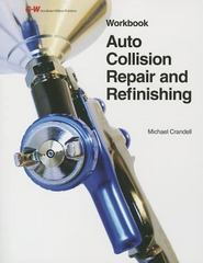 Auto Collision Repair and Refinishing 1st Edition 9781619603929 1619603926
