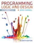Bundle: Programming Logic and Design, Introductory + Programming CourseMate with eBook Printed Access Card