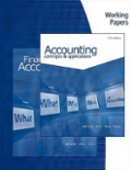 Bundle: Financial Accounting, 11th + Working Papers