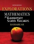 Bundle: Mathematics for Elementary School Teachers + Explorations Manual