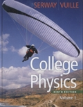 Bundle: College Physics, Volume 1 + Enhanced WebAssign with eBook LOE Printed Access Card for OneTerm Math and Science