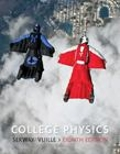Bundle: College Physics, 8th + Enhanced WebAssign Homework Printed Access Card for Multi Term Math and Science