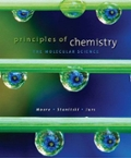 Bundle: Principles of Chemistry: The Molecular Science + General Chemistry OWL 2-Semester Printed Access Card